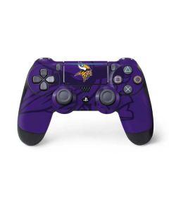 Minnesota Vikings Double Vision PS4 Pro/Slim Controller Skin