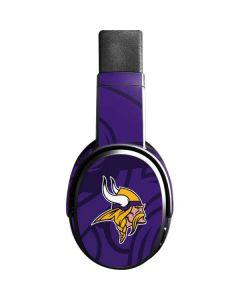 Minnesota Vikings Double Vision Skullcandy Crusher Wireless Skin