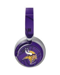 Minnesota Vikings Double Vision Surface Headphones Skin