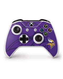 Minnesota Vikings Double Vision Xbox One S Controller Skin