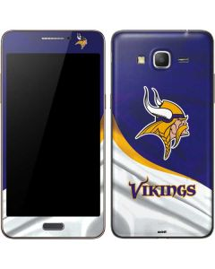 Minnesota Vikings Galaxy Grand Prime Skin