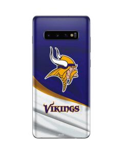 Minnesota Vikings Galaxy S10 Plus Skin