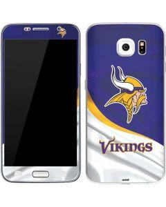 Minnesota Vikings Galaxy S6 Skin