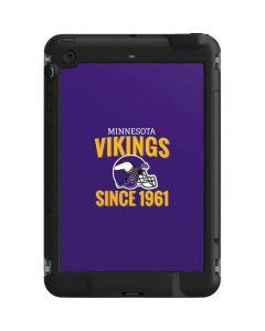 Minnesota Vikings Helmet LifeProof Fre iPad Mini 3/2/1 Skin