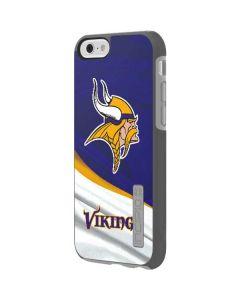 Minnesota Vikings Incipio DualPro Shine iPhone 6 Skin