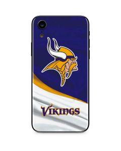 Minnesota Vikings iPhone XR Skin