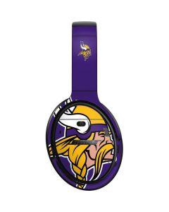 Minnesota Vikings Large Logo Bose QuietComfort 35 Headphones Skin