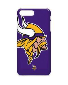 Minnesota Vikings Large Logo iPhone 8 Plus Lite Case