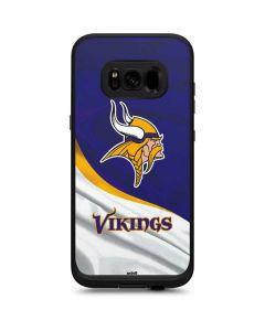 Minnesota Vikings LifeProof Fre Galaxy Skin
