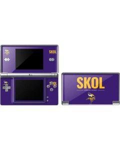 Minnesota Vikings Team Motto DS Lite Skin