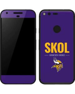 Minnesota Vikings Team Motto Google Pixel Skin