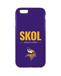 Minnesota Vikings Team Motto iPhone 6s Pro Case