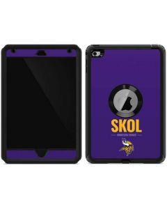 Minnesota Vikings Team Motto Otterbox Defender iPad Skin