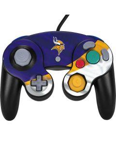 Minnesota Vikings Nintendo GameCube Controller Skin