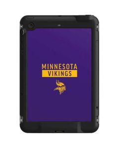 Minnesota Vikings Purple Performance Series LifeProof Fre iPad Mini 3/2/1 Skin