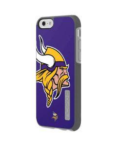 Minnesota Vikings Retro Logo Incipio DualPro Shine iPhone 6 Skin