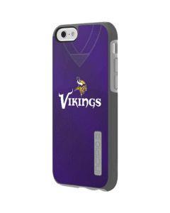 Minnesota Vikings Team Jersey Incipio DualPro Shine iPhone 6 Skin