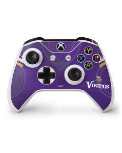 Minnesota Vikings Team Jersey Xbox One S Controller Skin