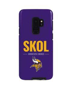 Minnesota Vikings Team Motto Galaxy S9 Plus Pro Case