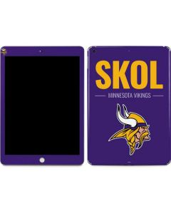 Minnesota Vikings Team Motto Apple iPad Skin