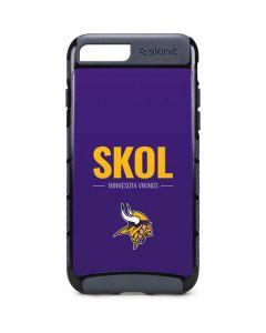 Minnesota Vikings Team Motto iPhone 8 Plus Cargo Case