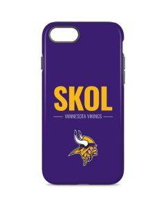 Minnesota Vikings Team Motto iPhone 8 Pro Case