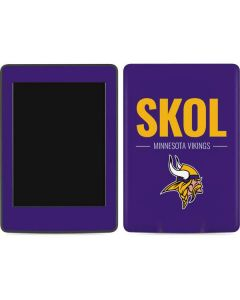 Minnesota Vikings Team Motto Amazon Kindle Skin