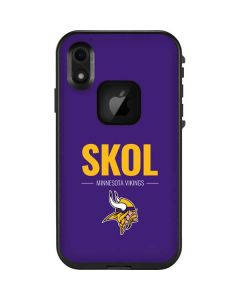 Minnesota Vikings Team Motto LifeProof Fre iPhone Skin