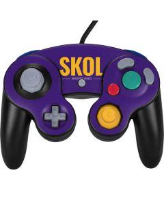 Minnesota Vikings Team Motto Nintendo GameCube Controller Skin