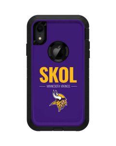 Minnesota Vikings Team Motto Otterbox Defender iPhone Skin