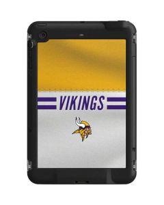 Minnesota Vikings White Striped LifeProof Fre iPad Mini 3/2/1 Skin