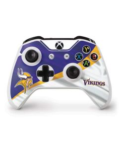 Minnesota Vikings Xbox One S Controller Skin