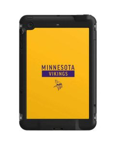 Minnesota Vikings Yellow Performance Series LifeProof Fre iPad Mini 3/2/1 Skin