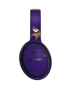 Minnesota Vikings Zone Block Bose QuietComfort 35 II Headphones Skin