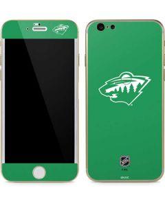 Minnesota Wild Color Pop iPhone 6/6s Skin