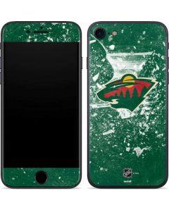Minnesota Wild Frozen iPhone 7 Skin