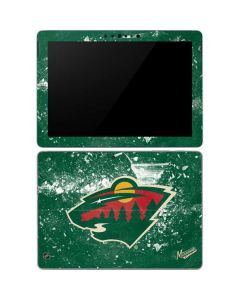 Minnesota Wild Frozen Surface Go Skin