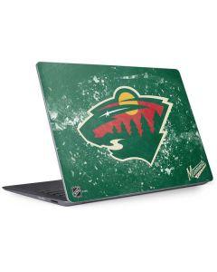 Minnesota Wild Frozen Surface Laptop 2 Skin