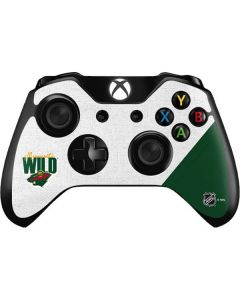 Minnesota Wild Script Xbox One Controller Skin