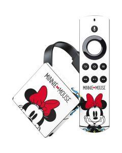 Minnie Mouse Amazon Fire TV Skin