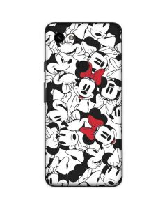 Minnie Mouse Color Pop Google Pixel 3a Skin