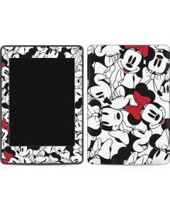 Minnie Mouse Color Pop Amazon Kindle Skin