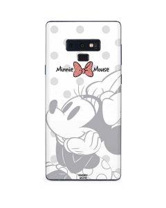 Minnie Mouse Daydream Galaxy Note 9 Skin