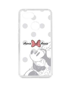 Minnie Mouse Daydream Google Pixel 3 Clear Case