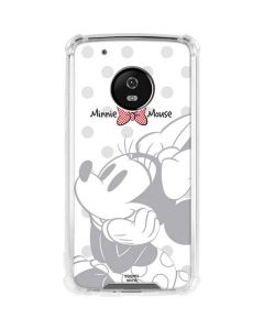 Minnie Mouse Daydream Moto G5 Plus Clear Case