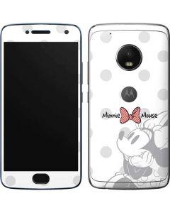 Minnie Mouse Daydream Moto G5 Plus Skin