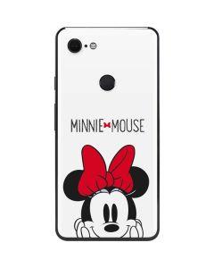 Minnie Mouse Google Pixel 3 XL Skin