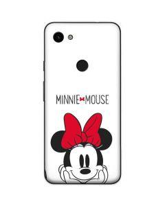 Minnie Mouse Google Pixel 3a Skin