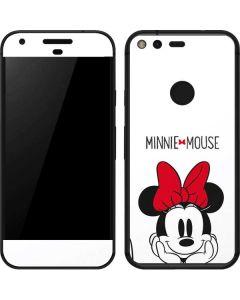 Minnie Mouse Google Pixel Skin