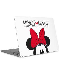 Minnie Mouse Apple MacBook Air Skin